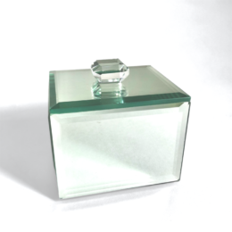 Jewerly Box Mirrored Small